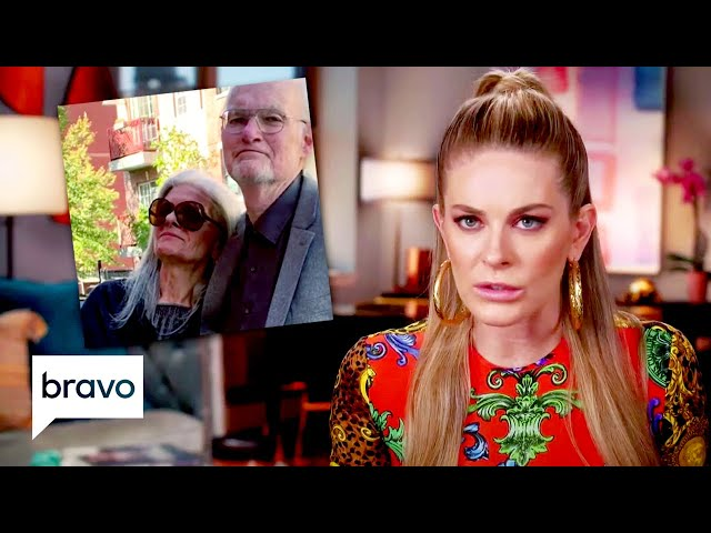 Leah McSweeney\'s Mom Is No Longer Speaking to Her | RHONY Highlights (S12 Ep5)