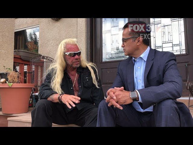 \'I Had a Broken Heart\'\: Dog the Bounty Hunter Gives First Interview After Health Scare
