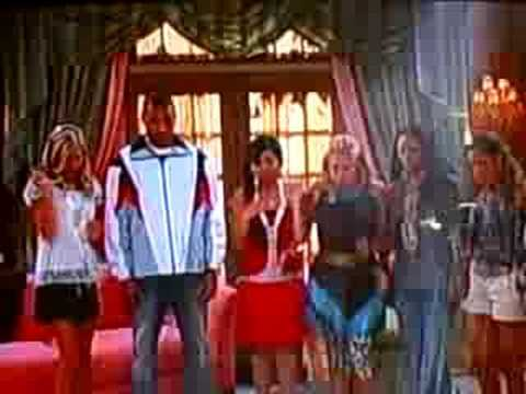chris brown and cheetah girls on suite life