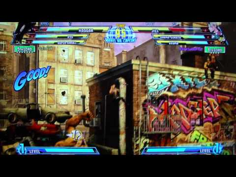 MvC3 - Complete Waste of Time pt1