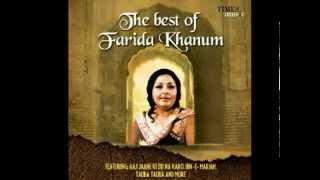 Farida Khanum - Lutf Wo Ishq Mein Paaye Hain -  Daagh Dehlvi - by roothmens