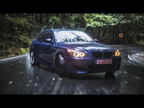 BEST of BMW M5 E60 - BURNOUT, DRIFT, REVS! #PART 4