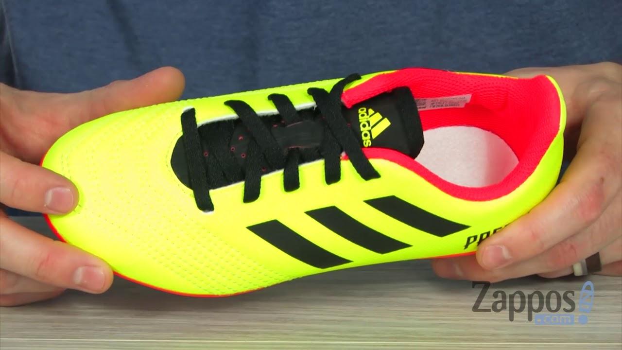 7a255c52c550 adidas Kids Predator 18.4 FxG Soccer (Little Kid Big Kid) SKU  9044568