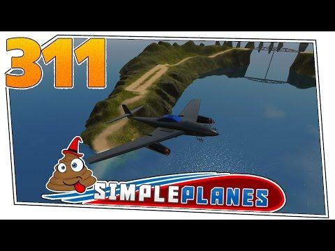 Simple Planes #311 - Bunte SR71^^ | Let's Play Simple Planes german deutsch HD