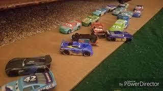 Storms Hard Crash | A Cars Crash StopMotion