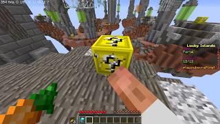 HUR SNABBT KAN MAN VINNA? | Minecraft Lucky Islands