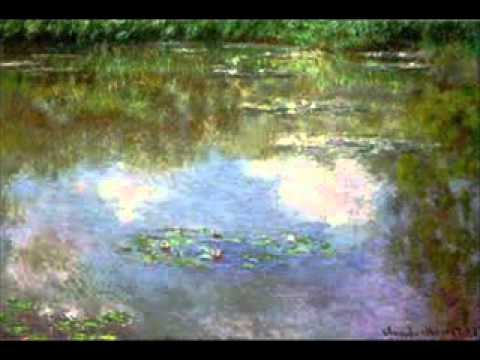 """Eugene Istomin plays Debussy """"Reflets dans l'eau"""""""