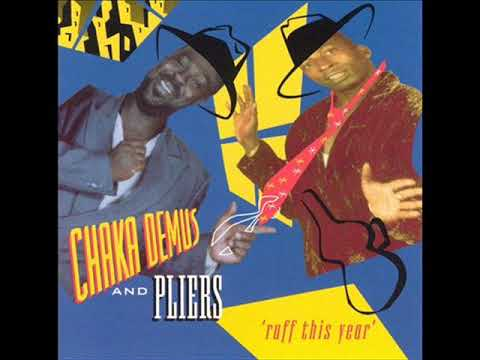 Chaka Demus & Pliers champion bubbler 1993