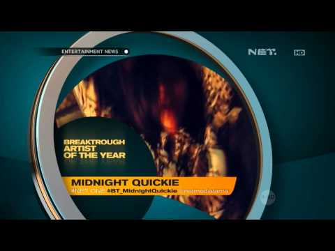 Midnight Quickie masuk nominasi Indonesian Choice Awards