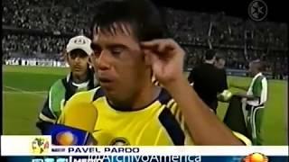 Atlético Nacional 1 América 4 Sudamericana 2005 Resumen