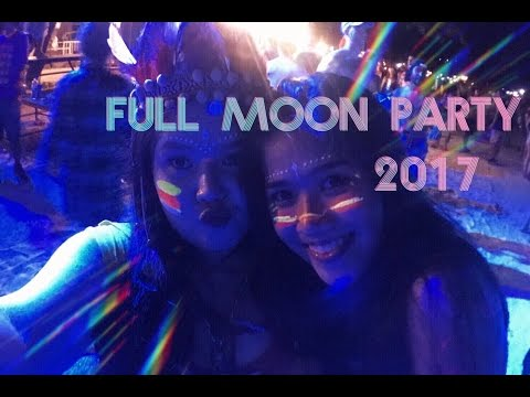 Full Moon Party 11 April 2017 - Koh...