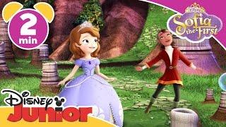 Sofia The First | Rockbeat Garden | Disney Junior UK