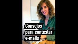 Consejos para el uso correcto del e-mail  | Andrea Vilallonga