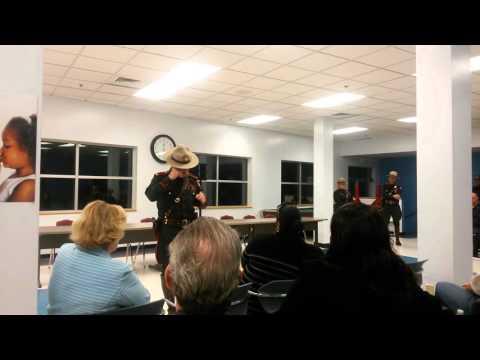 Public Community Forum Ri State Police-Pawtucket 4
