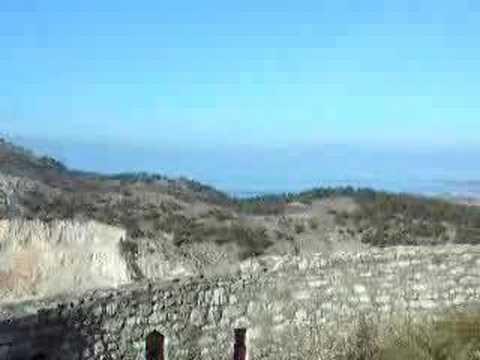 ROZAFA CASTLE IN SHKODRA ALBANIA