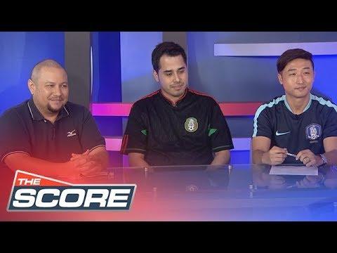 The Score: Bob Guerrero, Balam Nazar, And Bobae Park Talk About 2018 FIFA World Cup Russia