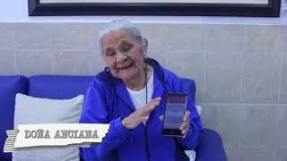 Doña Anciana te invita a suscribirte a RED+en YouTube thumbnail
