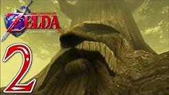 Zelda Ocarina of Time 3D [German][100%][#2] Unterwegs im Deku-Baum!