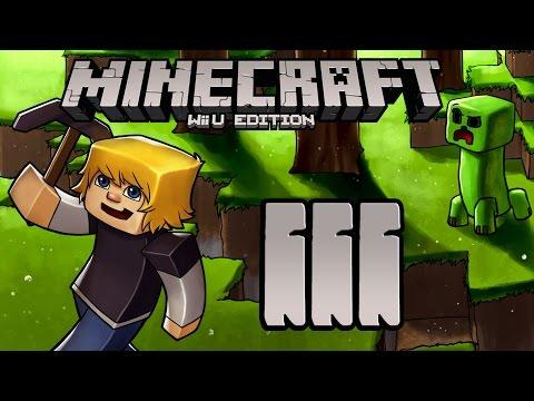 Let's Play Minecraft Wii U Edition [German][#111] - Aufhören, wenn es am schönsten ist! (ENDE)