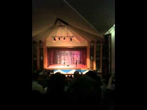 Madras talent show