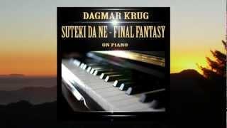 Download Final Fantasy X - Suteki Da Ne  on Piano Mp3