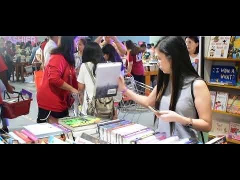 National Bookstore Book Binge Bazaar Experience