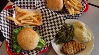 Blue Ribbon Diner Commercial