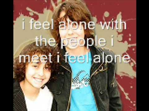 Special case.. I feel alone lyrics by the naked brothers band amusing