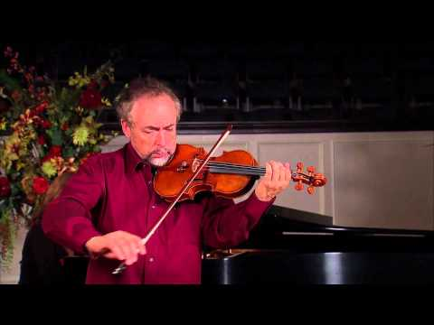 """Contemplation"" by Johannes Brahms performed by Emanuel Borok"