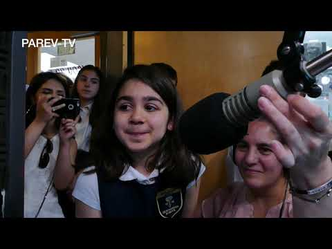 Hovnanian School at Armenian Radio NJ Interview