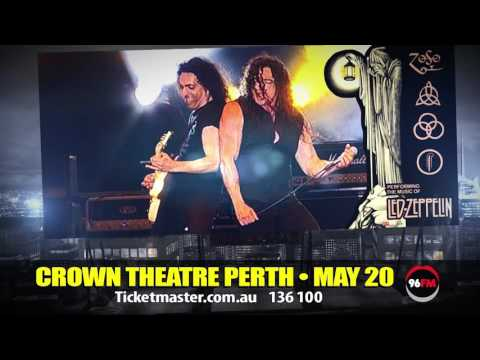 Crown Theatre Perth May 20 2017 Ticketmaster.au 136 100