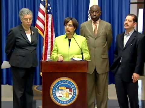 Cook County Works restructures President's Office of Employment Training