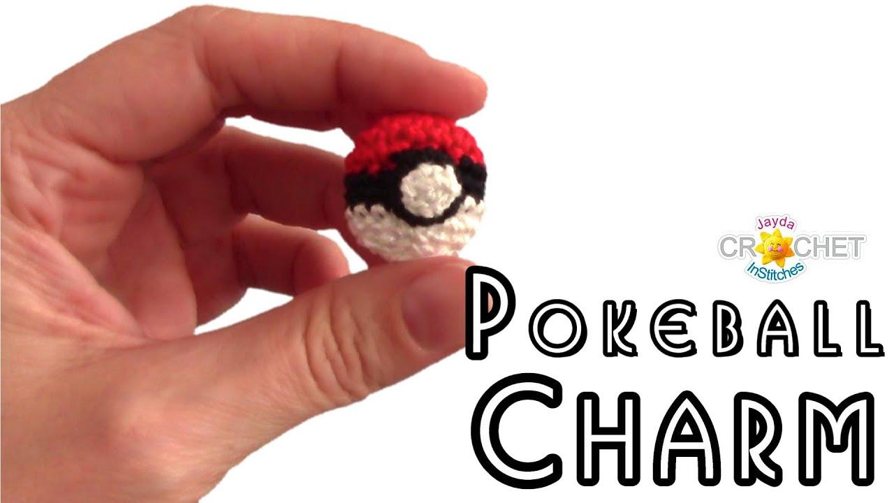 How to Make A Crochet Ball (+Pokeball Pattern) | | 720x1280