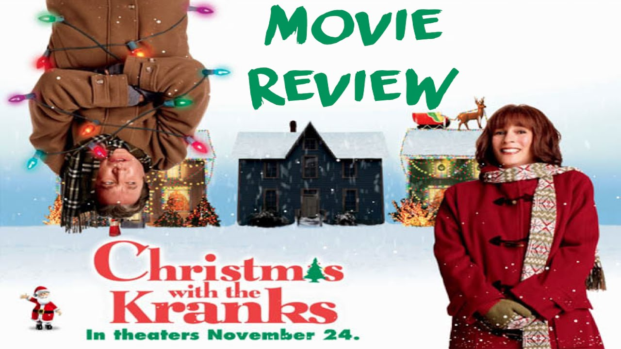 CHRISTMAS WITH THE KRANKS (2004) Movie Review (Day 6 of 25 Days of Christmas) - YouTube