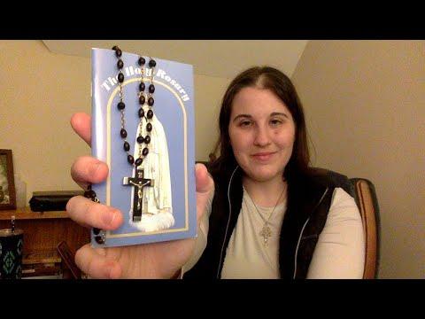 Jesus is the Light of the World - Luminous Mysteries (+ Night Prayer)