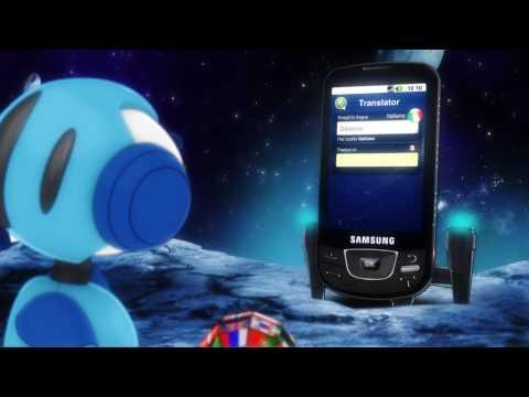 Samsung Galaxy i7500 e Android Market