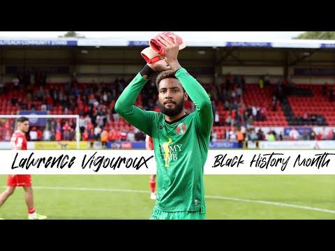 [Leyton Orient FC] 9:48 Leyton Orient GK Lawrence Vigouroux: