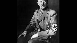 ADOLF HITLER : CACCIA AI NAZISTI! Documentario