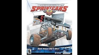 World Of Outlaws Sprint Cars 2002