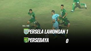 [Pekan 24] Cuplikan Pertandingan Persela Lamongan  vs Persebaya, 22 Oktober 2019