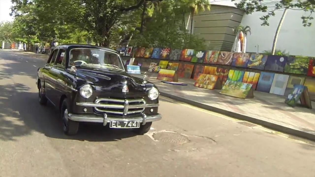 1953 Vauxhall Wyvern