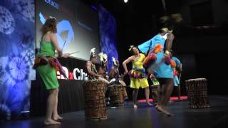 Guinea Suite | Wona Womalan, West African Drum and Dance Ensemble | TEDxCharleston