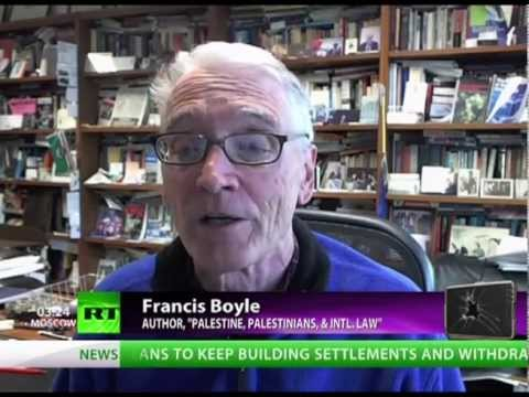 Charging Israel with War Crimes | Interview with Francis Boyle
