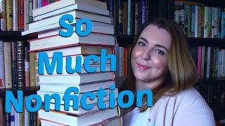 A Truly Excessive Nonfiction Haul | Memoir, Culture, History