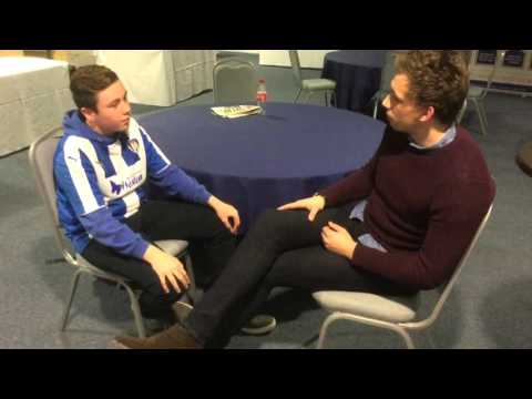 Colchester United's Sam Walker Player Interview | 3/3/16