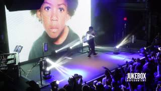 Lupe Fiasco Performs 'Ital (Roses)' & 'Put Em Up' In D.C.