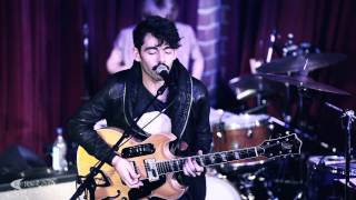 """Local Natives performing """"Breakers"""" Live at KCRW"""