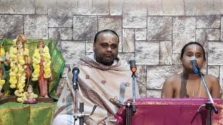 Upanyasam By Smt.Vishaka Hari & Ch. Rajagopalan Hari