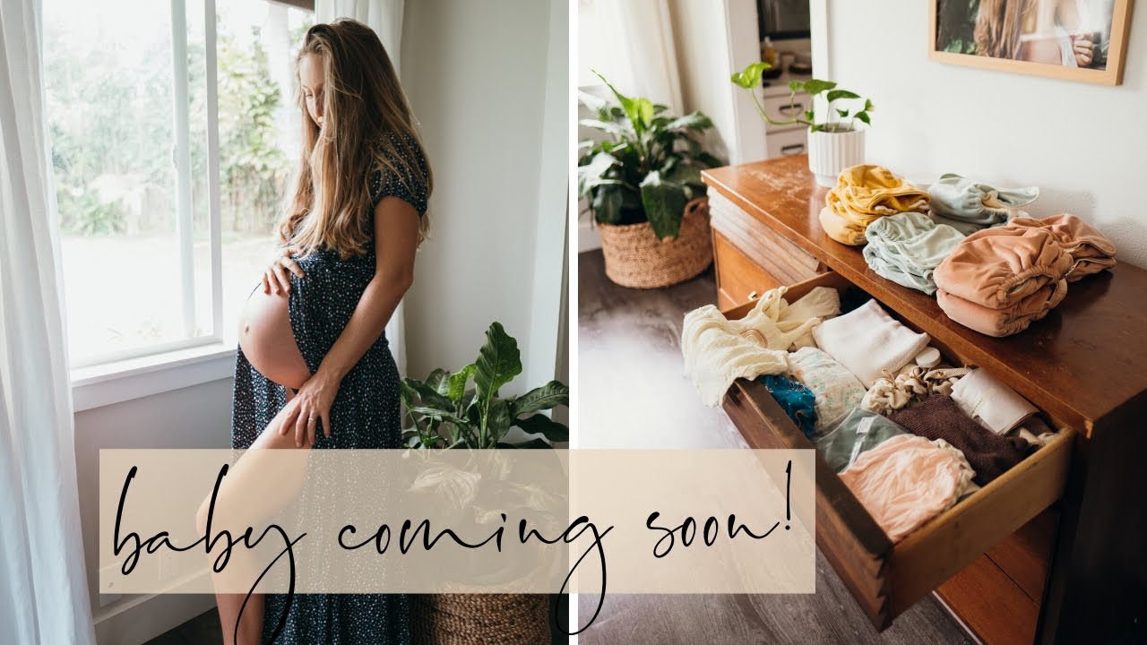 Day in our Hawaii Life, getting READY FOR BABY! + Homebirth Supplies