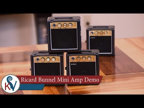 Ricard Bunnel Mini